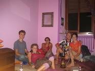 CS friends in Italy