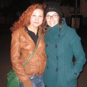 Friends in Slovakia