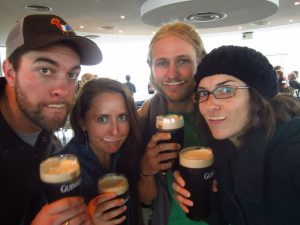 Guinness Mustaches