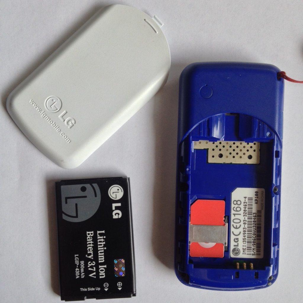 SIM Card Dumbphone