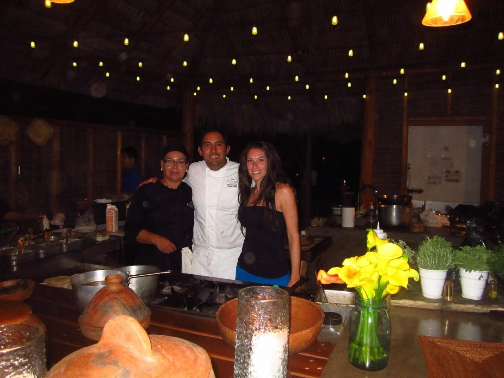 Chef Bueno and I