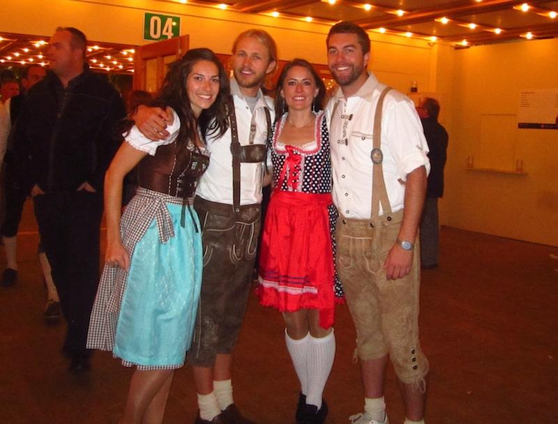 Lederhosen Dirndl Oktoberfest Munich