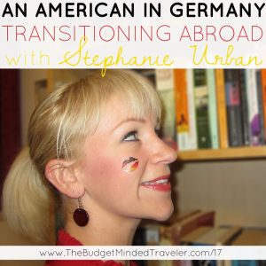 American in Germany