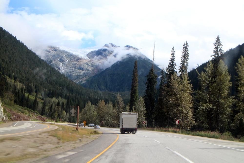 British Columbia highways