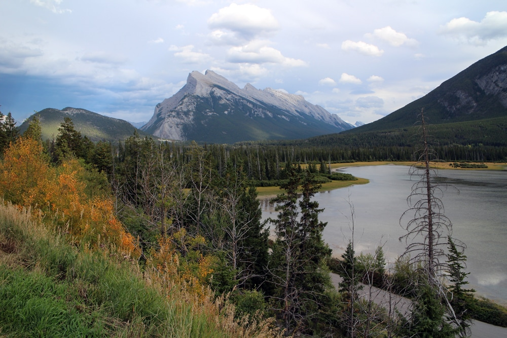 Mt Rundle Banff