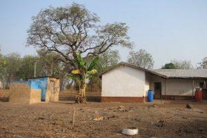 Ghana Peace Corps House