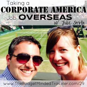 Corporate America Job Overseas