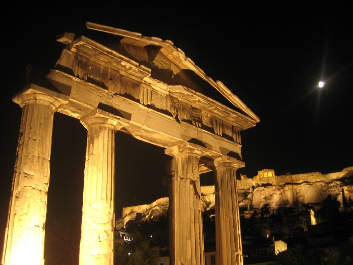 Roman Agora and Acropolis