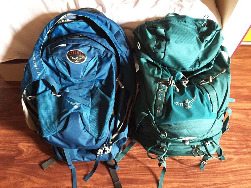 7fb34d0049 Travel Backpack Review  Osprey Farpoint 55