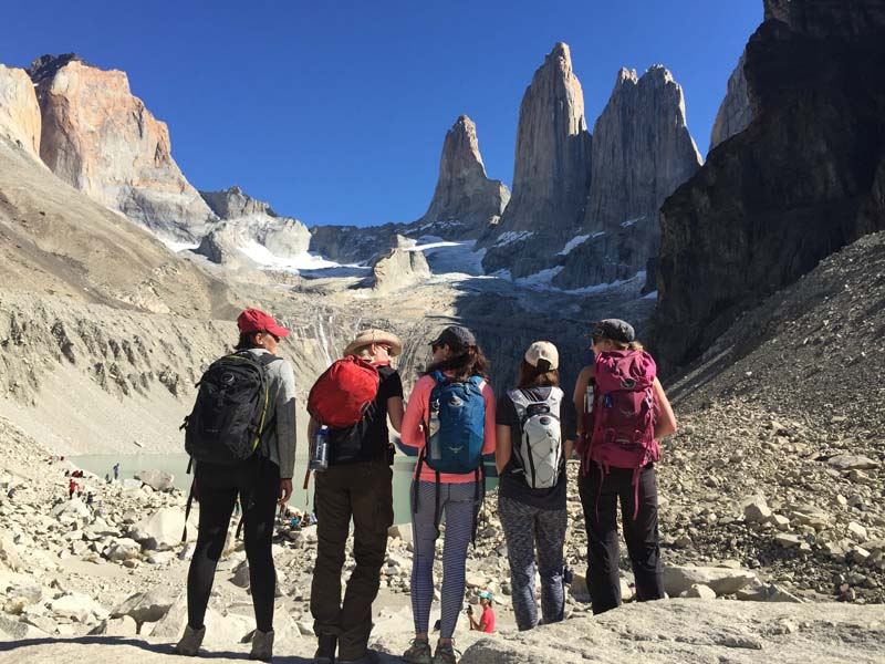 Patagonia Packing List Torres Del Paine