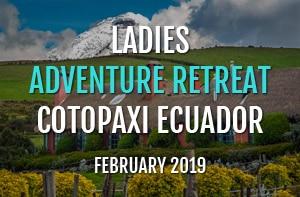 Ladies Retreat Ecuador