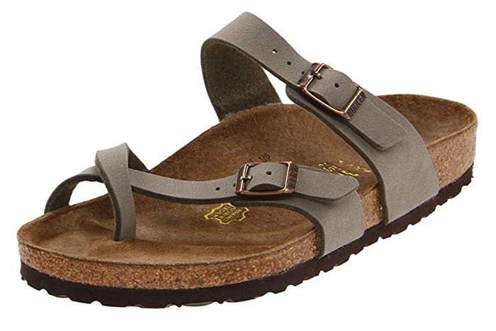 comfortable travel sandals